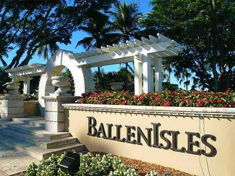 Ballenisles Circle Palm Beach Gardens Fl